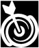 Reklamefreunde Icon mit Pfeil